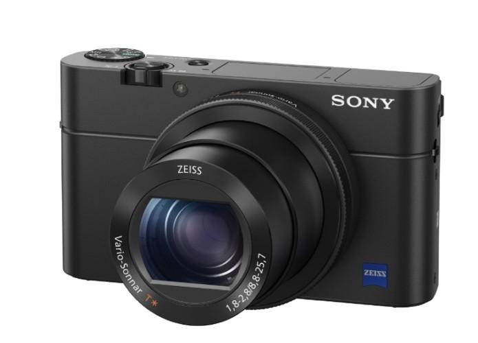 Nova compacta da Sony faz fotos a até 16 fps e vídeo slow-motion de 960 fps (Foto: Divulgação)
