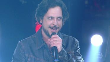 Lucio Mauro Filho canta 'Come Together' dos Beatles e levanta a plateia do 'PopStar'
