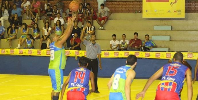 Time feminino e masculino de basquete de Montes Claros estão na disputa (Foto: Divulgação)