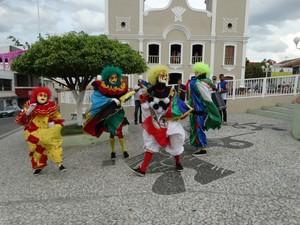 Bezerros é considerada 'Terra dos Papangus' (Foto: Paula Cavalcante/ G1)