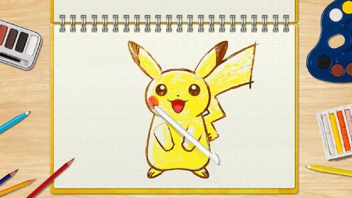 Pokémon Art Academy (Foto: Divulgação)