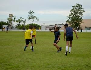 Time Sub-11 da AJS/Unimed de Ji-Paraná é grande aposta para Copa Sul-Americana (Foto: Samira Lima)