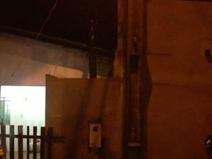 Segundo polícia, autônomo morreu ao tentar fazer ligação clandestina de energia (Foto: Tércio Neto/Arquivo pessoal)
