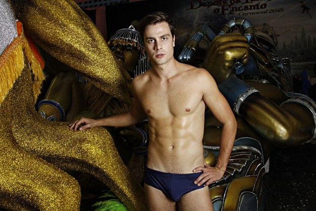 Paulo Dalagnoli (Foto: Celso Tavares / EGO)