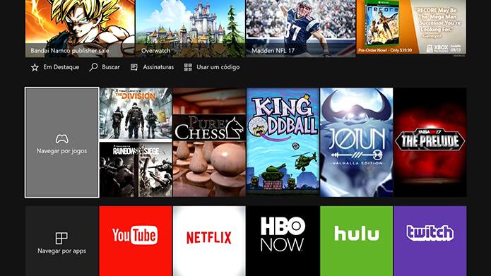 Forza Horizon 3: como baixar e instalar a demo no Xbox One (Foto: Reprodução/Murilo Molina)