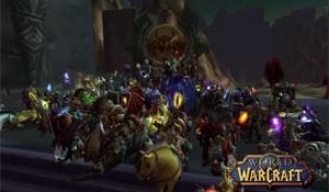 Imagem dos jogadores que esperavam pela abertura dos portões (Foto: Divulgação/Blizzard)