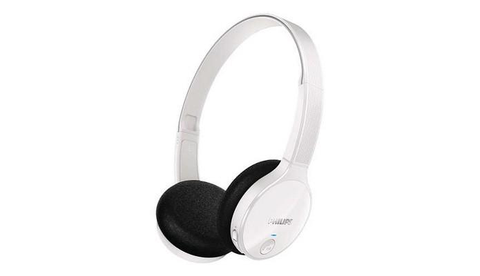 Fone de ouvido da Philips se conecta via Bluetooth e pode ser usado no LG G5 (Foto: Divulgação/Philips)