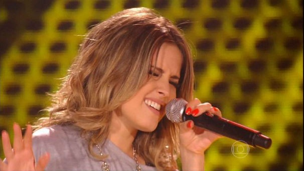 Jullie (Foto: The Voice Brasil)