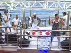 Xanddy pede e trio do Harmonia do Samba anda de ré no carnaval da BA