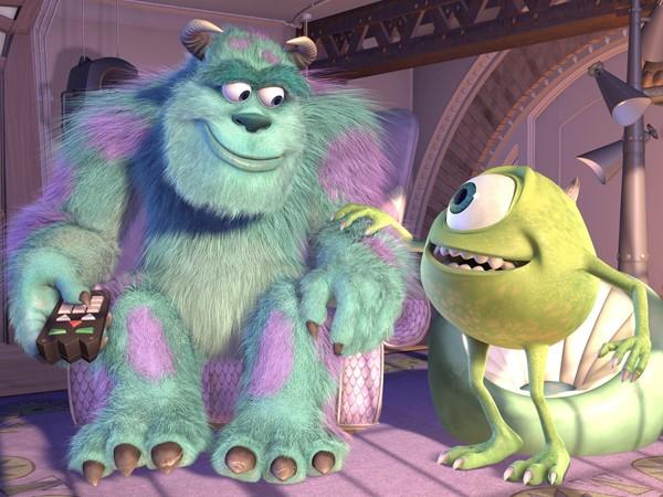 Mike e Sulley (Foto: Divulgao)