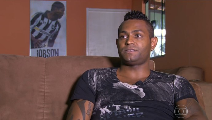 Jobson falou com o Esporte Espetacular (Foto: Reprodução TV Globo)