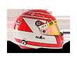 Capacete Formula 1 2016 - Felipe Nasr