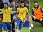 Enquete: Qual é o jogador mais bonito da Copa das Confederações?