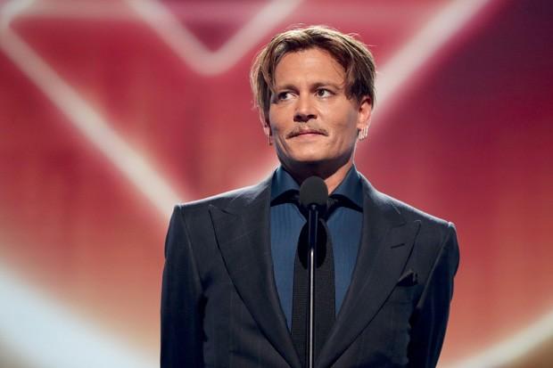 Johnny Depp (Foto: Christopher Polk/Getty Images)
