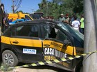 Motorista que atropelou quatro pedestres no RJ tem morte cerebral