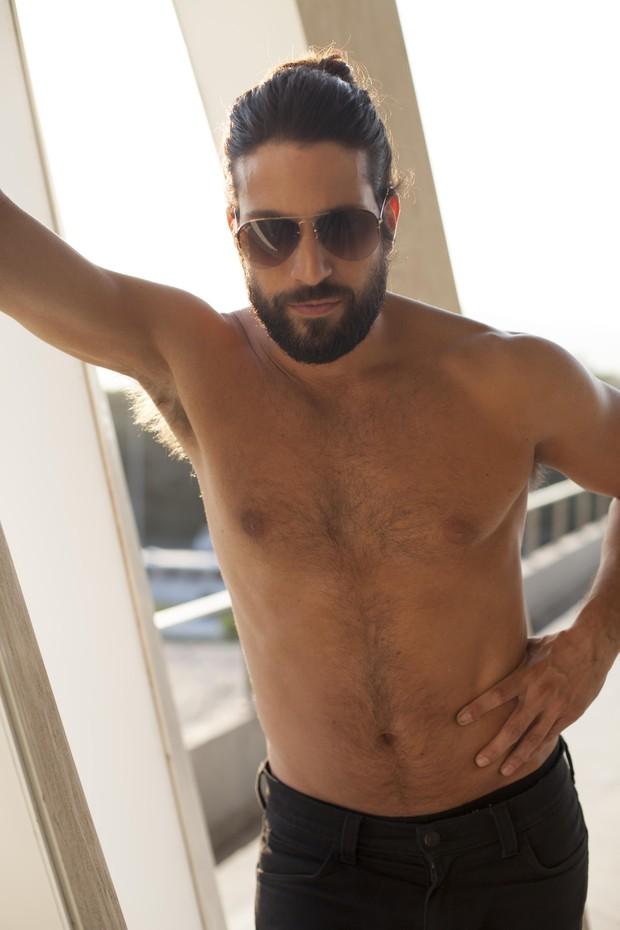 Marco Antônio Gimenez: aos 34 anos, interpreta adolescente em filme (Foto: Divulgação)