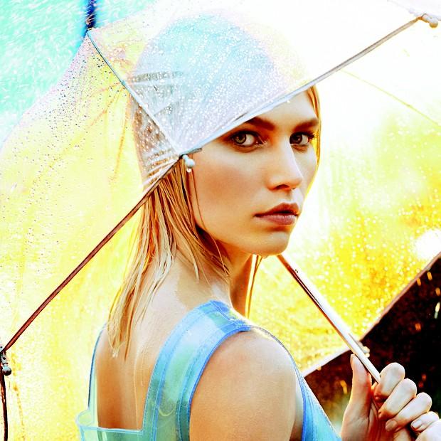 Aline Weber (Foto: Giampaolo Sgura / Arquivo Vogue)