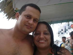 Prefeito de Goaitins e esposa foram presos durante operação da PF (Foto: Reprodução/Facebook)
