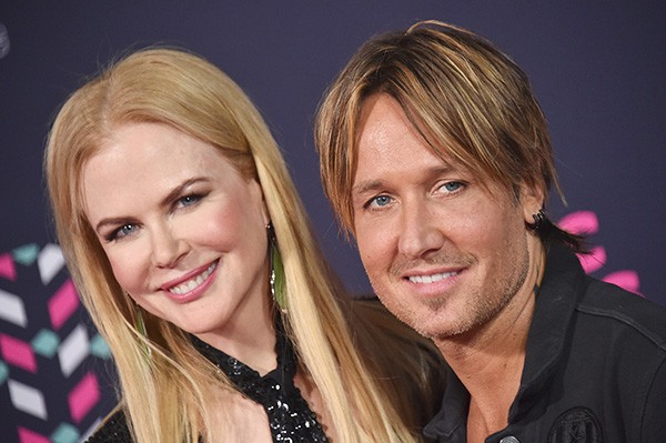 Keith Urban e Nicole Kidman (Foto: Getty Images)