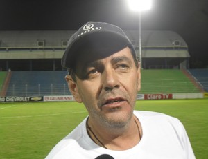 Gilson Morais vice-presidente do Guarani-MG (Foto: Cleber Corrêa)