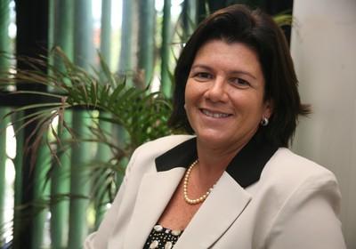 A juíza Andréa Pachá tem 15 anos de experiência na Vara da Família (Foto: Divulgação)