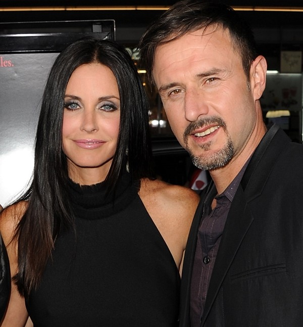 Courteney Cox e David Arquette (Foto: Getty Images)