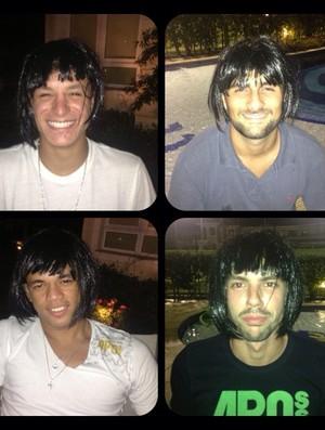 Amigos Neymar Instagram (Foto: Reprodução / Instagram)