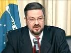 Ex-ministro Antonio Palocci é preso em nova fase da Operação Lava Jato