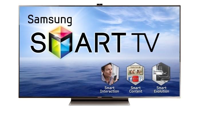 aa2f974fe03 SmartTV não precisa de cabos para assistir Netflix (Foto   Divulgação Samsung)