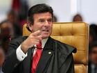 Luiz Fux será relator de recurso que leva a novo julgamento no mensalão