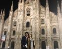 Pato aproveita folga no Chelsea para matar as saudades de Milão