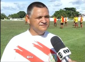 Paulo Costa, técnico do Colinas  (Foto: Reprodução )