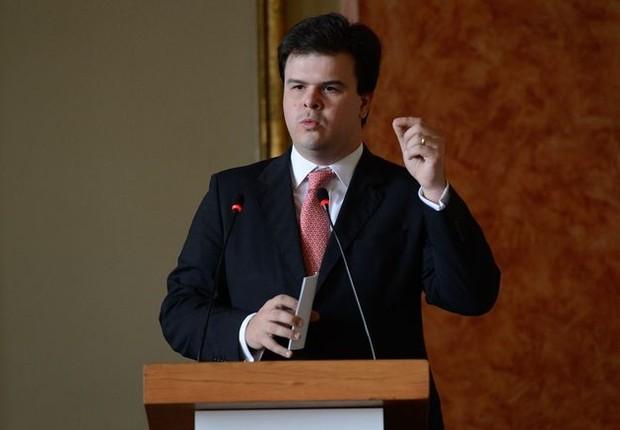 O ministro Fernando Coelho Filho (Foto: Tomaz Silva/Agência Brasil)