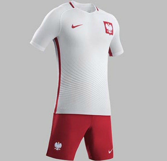 Seleções que disputarão a Eurocopa da França lançam novos uniformes abdea92652cda