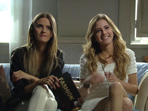 Entrevista Sofia com Bia Borges