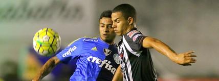 Palmeiras perde para o Botafogo-PB, mas avança  na Copa do Brasil (Agência Estado)