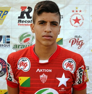 Yan José, 17 anos, Rio Branco-AC (Foto: Duaine Rodrigues)