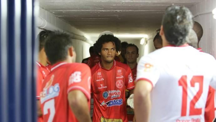 Felipe Baiano - Anapolina (Foto: Associação Atlética Anapolina)