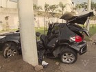 Namorada de engenheiro morto em Santos teve lesão cerebral e na coluna