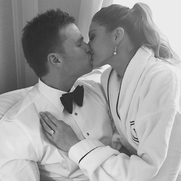 Met Gala Tom Brady Gisele instagram (Foto: reprodução instagram)