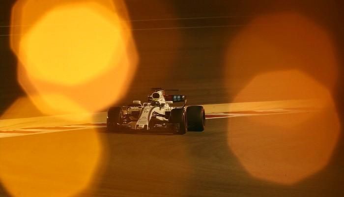 Felipe Massa no treino classificatório para o GP do Bahrein
