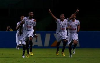 ASA vence o Coritiba e segue para a terceira fase da Copa do Brasil