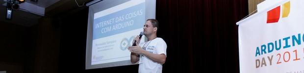 Fortaleza recebe o evento mundial Arduino Day (editar título)