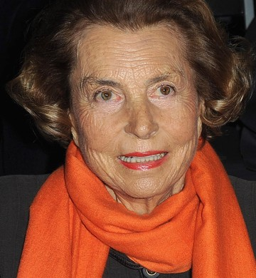 Liliane Bettencourt, da L'Oreal (Foto: Getty Images)