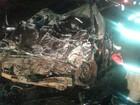Em Santa Bárbara do Pará, acidente na PA-391 deixa vítima