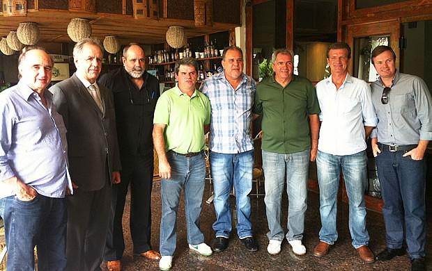 Dirigentes do futebol criam associação de clubes (Foto: Robson Boamorte/Globoesporte.com)