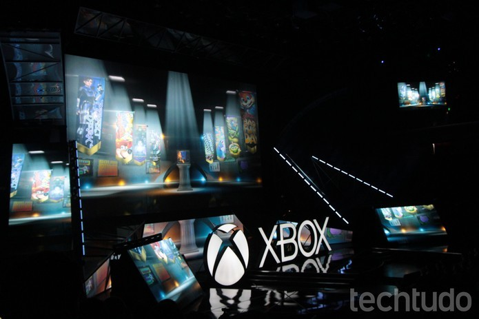 Função foi anunciada na conferência da Microsoft na E3 2015 (Foto: Tais Carvalho/TechTudo)