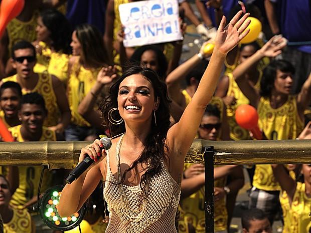 A minissérie O Canto da Sereia mostrou o lado diva da atriz (Foto: Estevam Avellar / TV Globo)