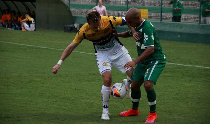 Rafael Pereira Criciúma (Foto: Cleberson Silva/Chapecoense)