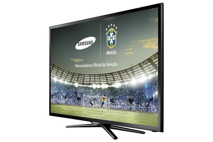 Modelo da Samsung tem resolução Full HD e 120Hz (Foto: Divulgação/Samsung)